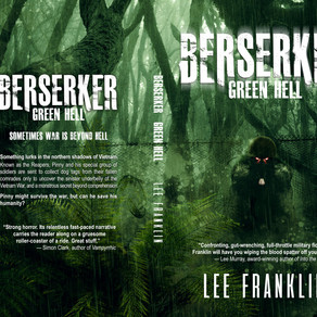 Exciting news from Indie Horror's own, Lee Franklin
