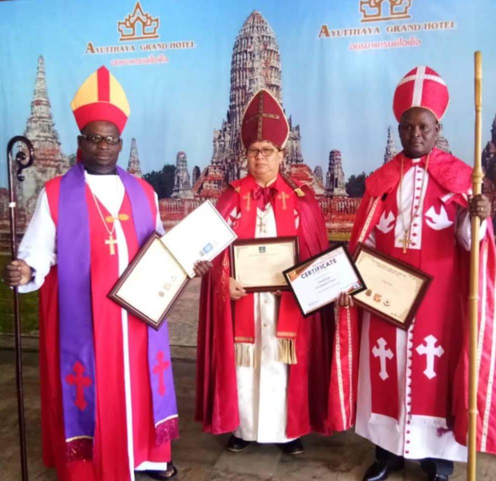 3 Bishops Graduation & Ordination2019