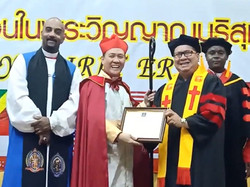 Doctorate Recipient Class 2019
