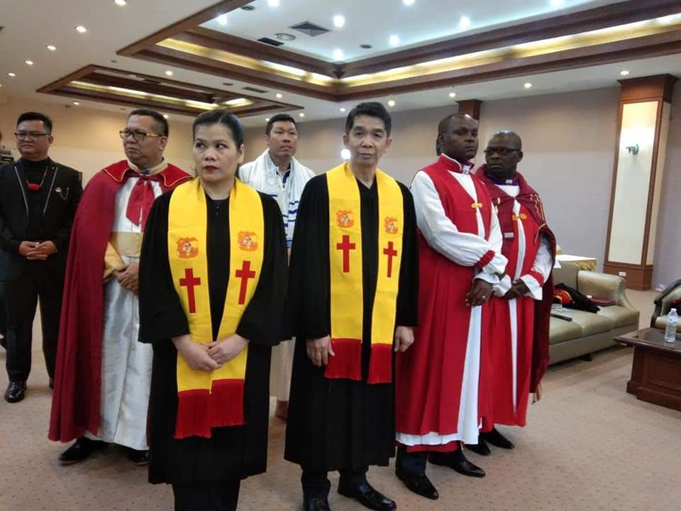 Graduation & Ordination 2019