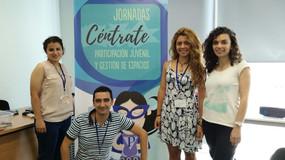 """Asociación Paideia asiste a las jornadas """"Céntrate"""" en Lorca (Murcia)"""