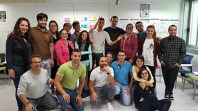 Paideia asiste a un Curso de Reconocimiento del Voluntariado (Madrid)