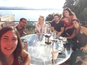 Proyecto Erasmus+ Schoolies, en Loutraki, Grecia
