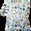 Thumbnail: Blümchen wetbag - Indiaan