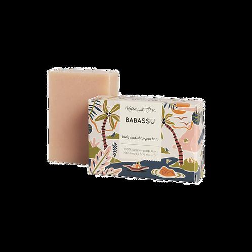 HelemaalShea - Body and Shampoo - Babassubar - Babassu