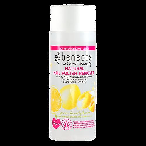 Benecos - Nagellakremover  - Vegan