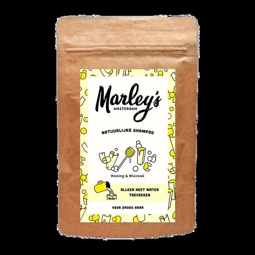 Marley's Amsterdam - Shampoovlokken droog haar – Honing & Wierook
