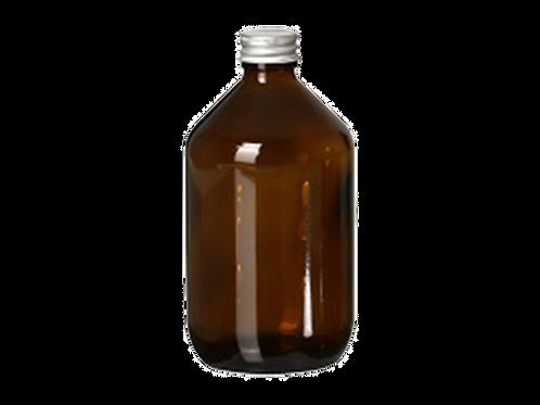 Fair Squared - Glazen fles met dop - 500 ml