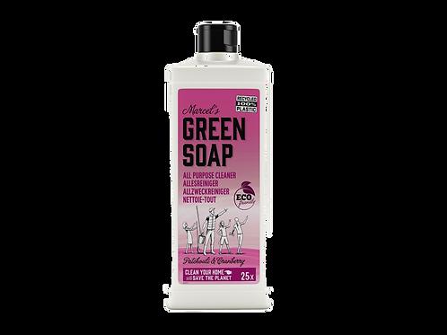 Marcel´s Green Soap - Allesreiniger - Patchouli & Cranberry