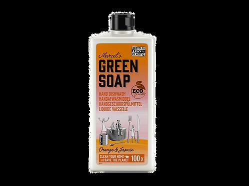 Marcel´s Green Soap - Afwasmiddel - Sinaasappel & Jasmijn