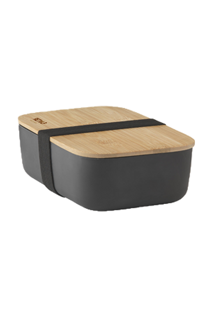 Retulp - Ecobox lunchbox - Zwart