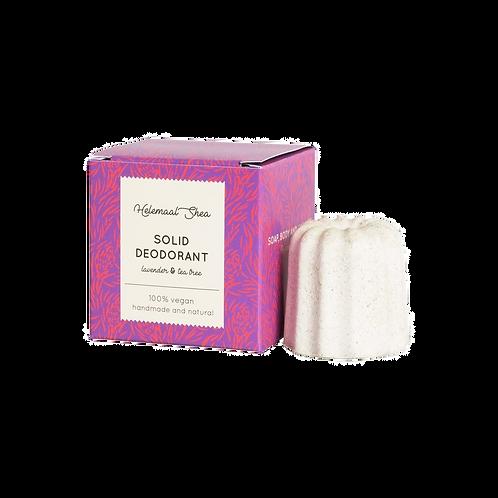 HelemaalShea - Vaste deodorant - Lavendel & Tea tree