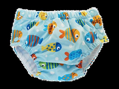 Blümchen zwemluier - Vissen
