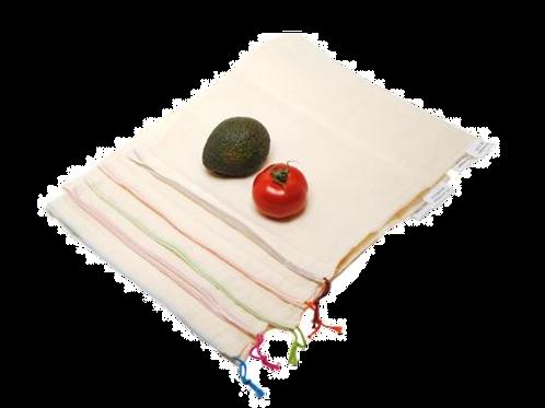 Ah!table!- Groente en Fruit zak - XS - 8 stuks