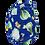 Thumbnail: Blümchen pocket - Ballon