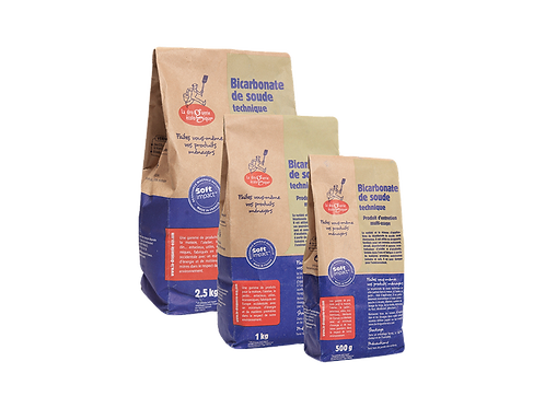 La droquerie écologique - Natrium Bicarbonaat - 1000 gr