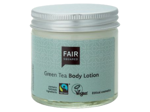 Fair Squared - Body lotion - groene thee
