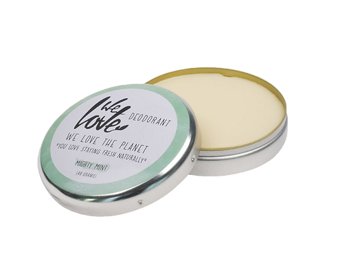 We love the Planet - Deodorant Mighty Mint