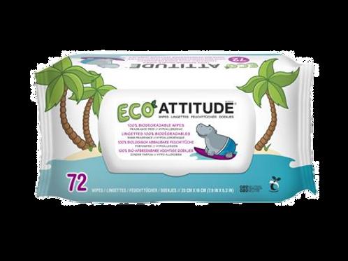 Attitude - Baby doekjes