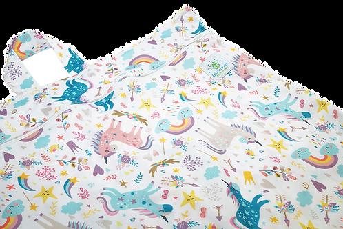 Blümchen wetbag - Unicorn XL