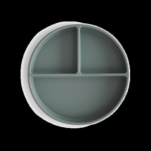 Mushie -  Siliconen vakjesbord - Dried Thyme