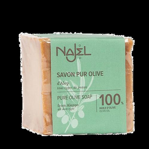 Najel - Olijfzeep -100% Olijfolie - 200g