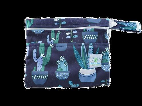 Blümchen wetbag - Cactus XS