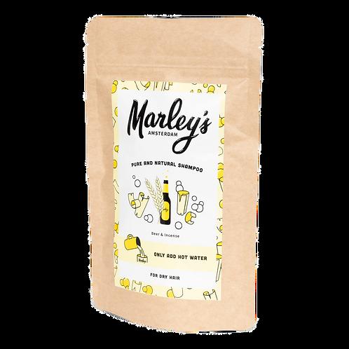 Marley's Amsterdam - Shampoovlokken droog haar – Bier en wierook
