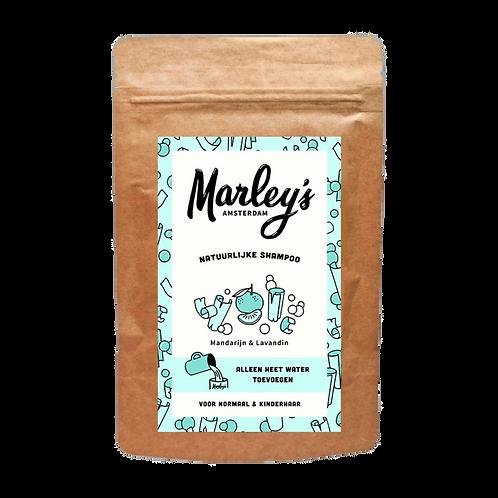 Marley's Amsterdam -  Shampoovlokken normaal & kids – Mandarijn en Lavandin