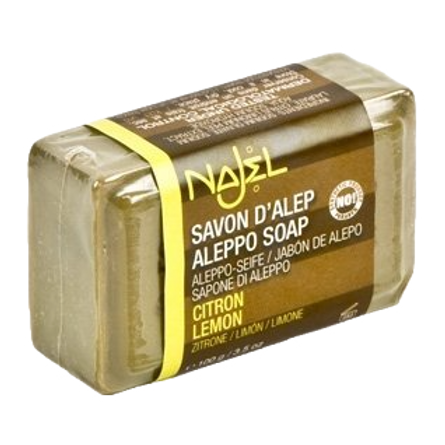Najel - Citroen en Limoen Olijfzeep