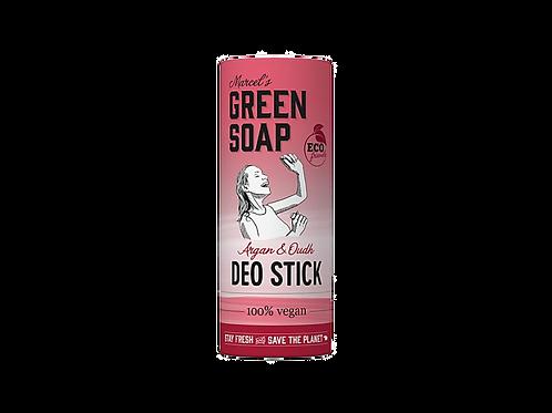 Marcel´s Green Soap - Deodorant - Argan & Oudh