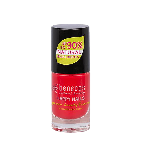Benecos - Nagellak  - Vegan - Hot Summer