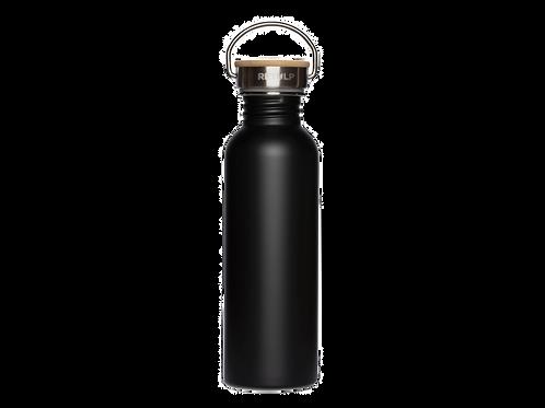 Retulp - Drinkfles - 750 ml - Mat Zwart