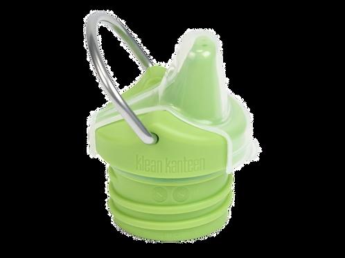 Klean Kanteen - Sippy Cap - Drinktuit - Groen - RVS