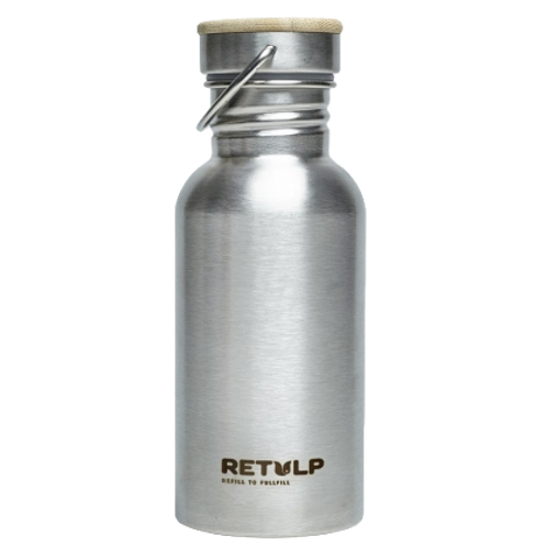 Retulp - Drinkfles - 500 ml - RVS