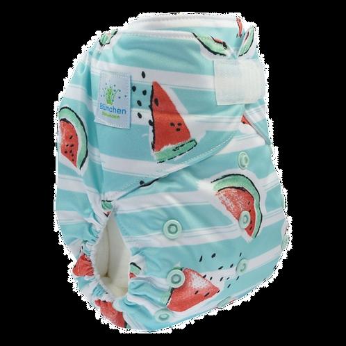 Blümchen cover - Watermeloen