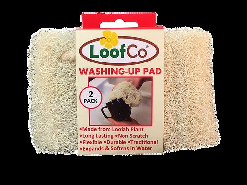 LoofCo - Afwas spons 2 stuks