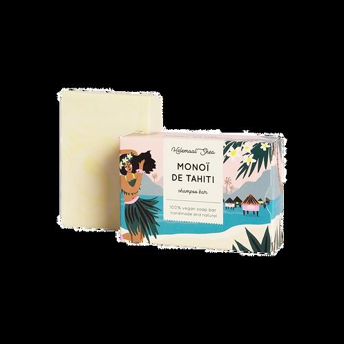 HelemaalShea - Monoï de Tahiti haarzeep