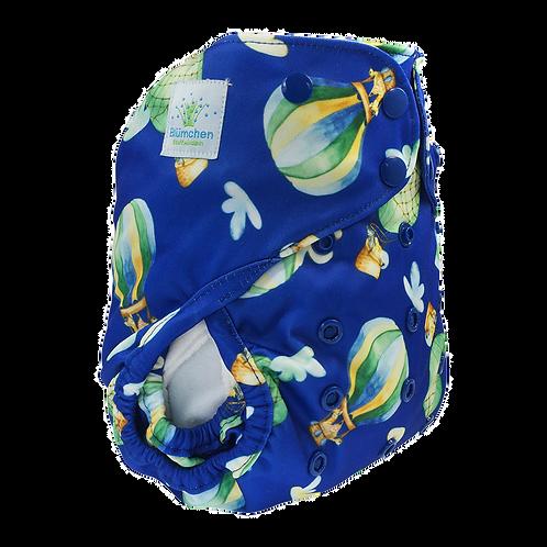 Blümchen cover - Luchtballon