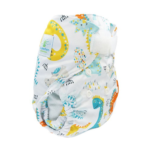 Blümchen cover Newborn - Dino