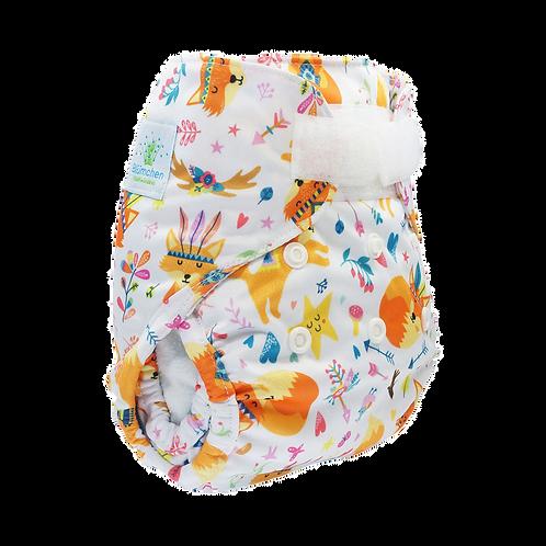 Blümchen cover Newborn - Vosjes