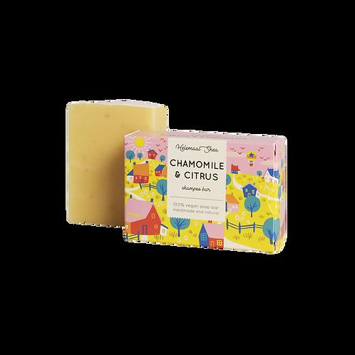 HelemaalShea - Kamille & Citrus haarzeep