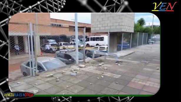 ELN SE ATRIBUYE ATENTADO EN CUCUTA, COLOMBIA