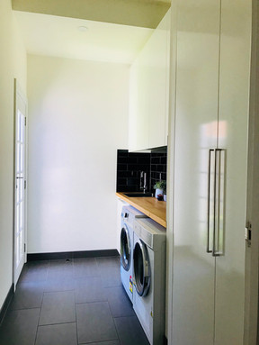 Sunshine laundry renovation after