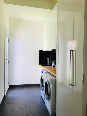 Sunshine laundry renovation after