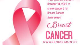 Wear Pink Day!