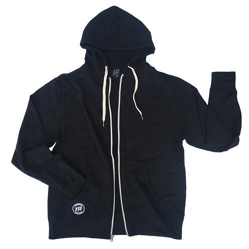 MotoRoost™ Black Zip-Up