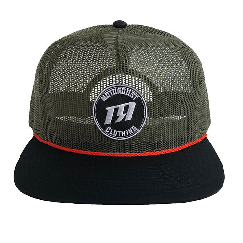The General Mesh Snapback