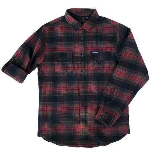 Dark Lumberjack Flannel