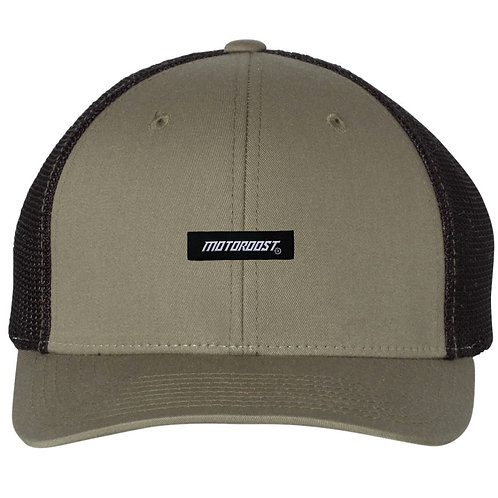 Loden Fitted Trucker